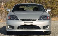 2006 Hyundai Tiburon exterior