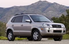 2006 Hyundai Tucson Photo 1