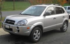 2008 Hyundai Tucson Photo 1