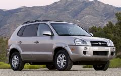 2008 Hyundai Tucson Photo 6