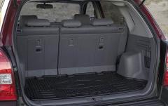 2008 Hyundai Tucson interior