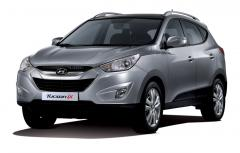 2010 Hyundai Tucson Photo 1