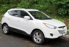 2012 Hyundai Tucson Photo 1