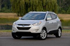 2013 Hyundai Tucson Photo 1