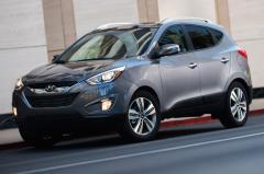 2014 Hyundai Tucson Photo 3