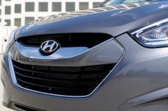 2014 Hyundai Tucson exterior