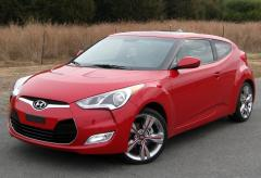 2012 Hyundai Veloster Photo 1