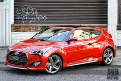 2013 Hyundai Veloster Photo 1