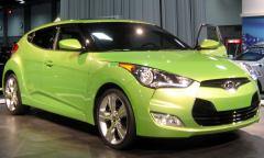 2015 Hyundai Veloster Photo 3