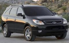 2011 Hyundai Veracruz Photo 1