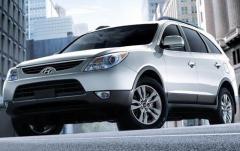 2012 Hyundai Veracruz Photo 1
