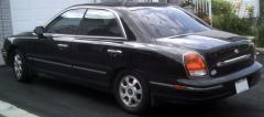 2001 Hyundai XG300 Photo 2