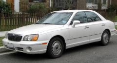 2001 Hyundai XG300 Photo 4