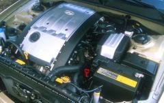 2001 Hyundai XG300 exterior