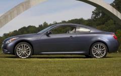 2012 Infiniti G Coupe exterior