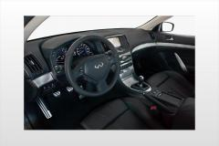 2013 Infiniti G Coupe interior