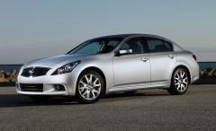 2013 Infiniti G Sedan Photo 1