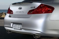 2013 Infiniti G Sedan exterior