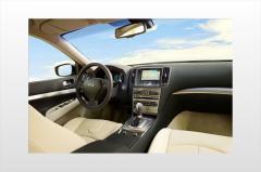 2013 Infiniti G Sedan interior