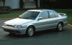 1996 Infiniti G20 exterior