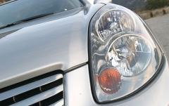 2004 Infiniti G35 exterior