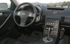 2004 Infiniti G35 interior
