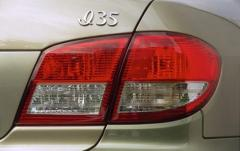2004 Infiniti I35 exterior