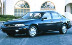 1994 Infiniti J30 exterior