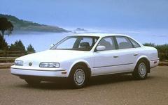 1991 Infiniti Q45 exterior