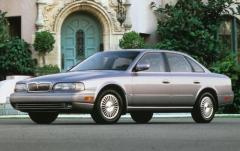 1996 Infiniti Q45 exterior