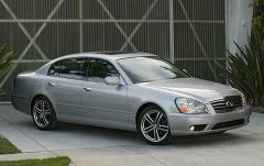 2006 Infiniti Q45 exterior