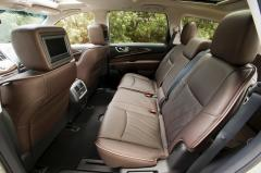 2015 Infiniti QX60 interior