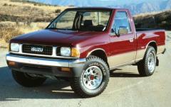 1992 Isuzu Pickup exterior