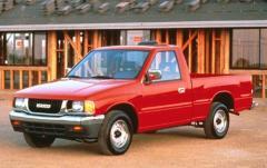 1993 Isuzu Pickup exterior