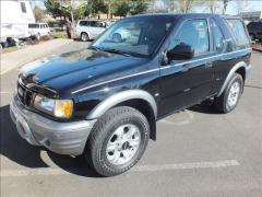 2001 Isuzu Rodeo Sport Photo 1