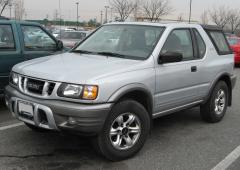 2003 Isuzu Rodeo Sport Photo 1