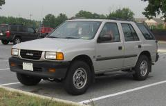 1997 Isuzu Rodeo Photo 1