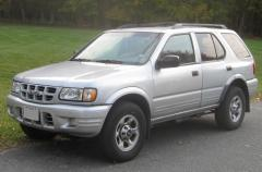 2001 Isuzu Rodeo Photo 1