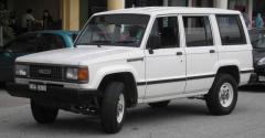 2001 Isuzu Trooper Photo 1