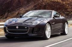 2017 Jaguar F-Type exterior