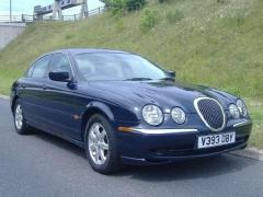 2000 Jaguar S-Type Photo 1