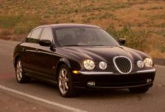 2001 Jaguar S-Type Photo 1