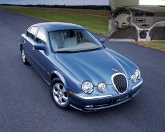 2002 Jaguar S-Type Photo 1