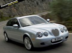 2007 Jaguar S-Type Photo 1