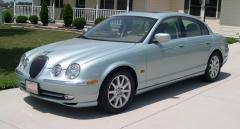 2008 Jaguar S-Type Photo 1