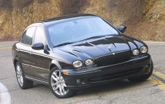 2002 Jaguar X-Type exterior