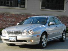 2004 Jaguar X-Type Photo 1