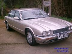 2002 Jaguar XJ-Series Photo 1