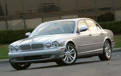 2004 Jaguar XJ-Series exterior