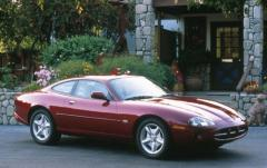 1998 Jaguar XK8 Photo 1